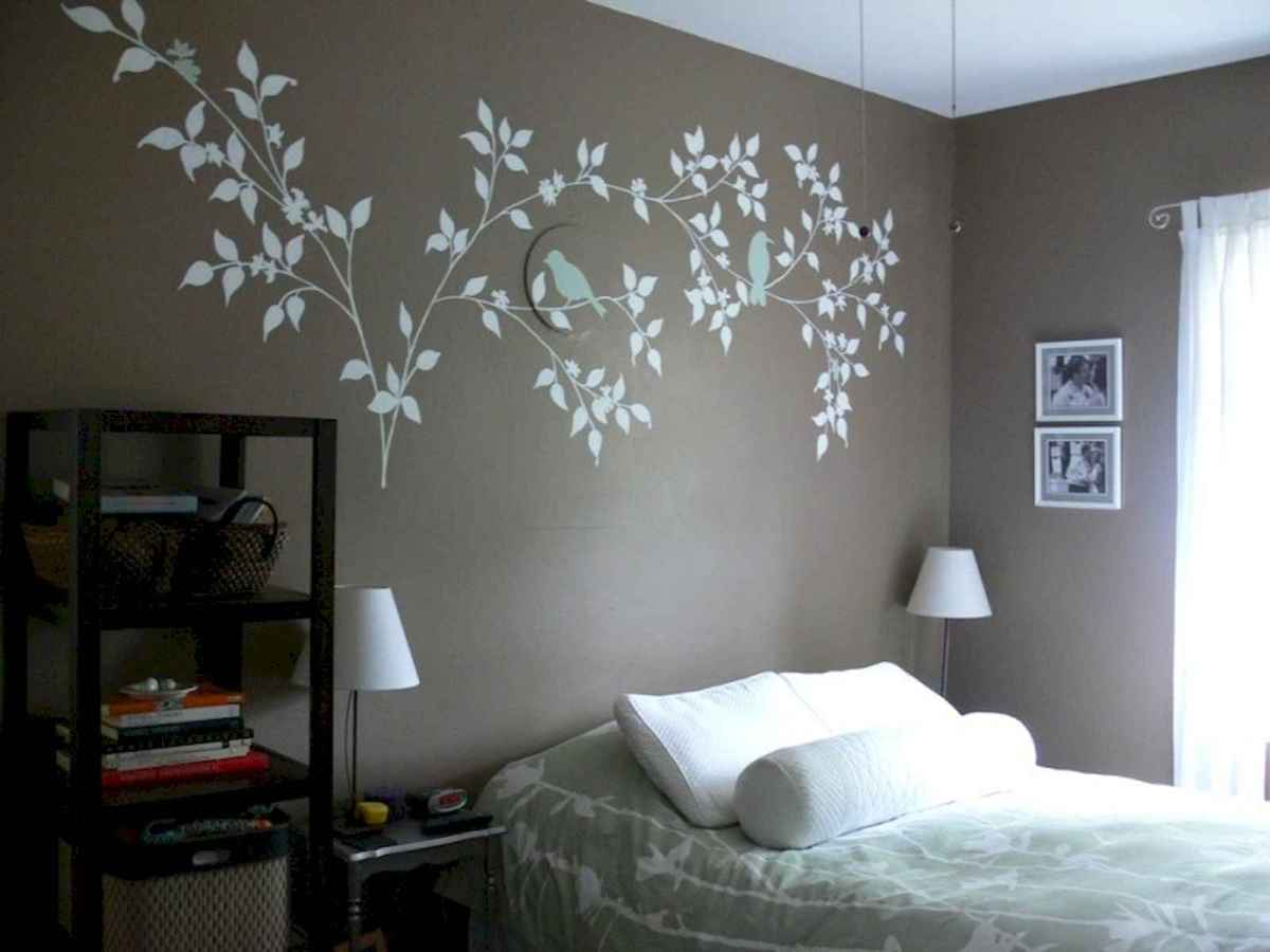 40 Awesome Wall Painting Ideas For Home (11)