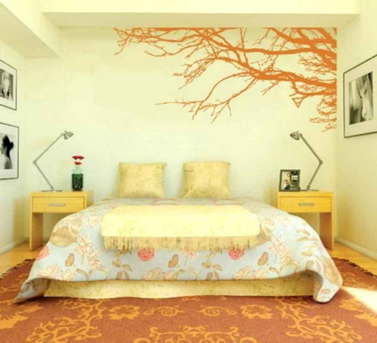 40 Awesome Wall Painting Ideas For Home (16)