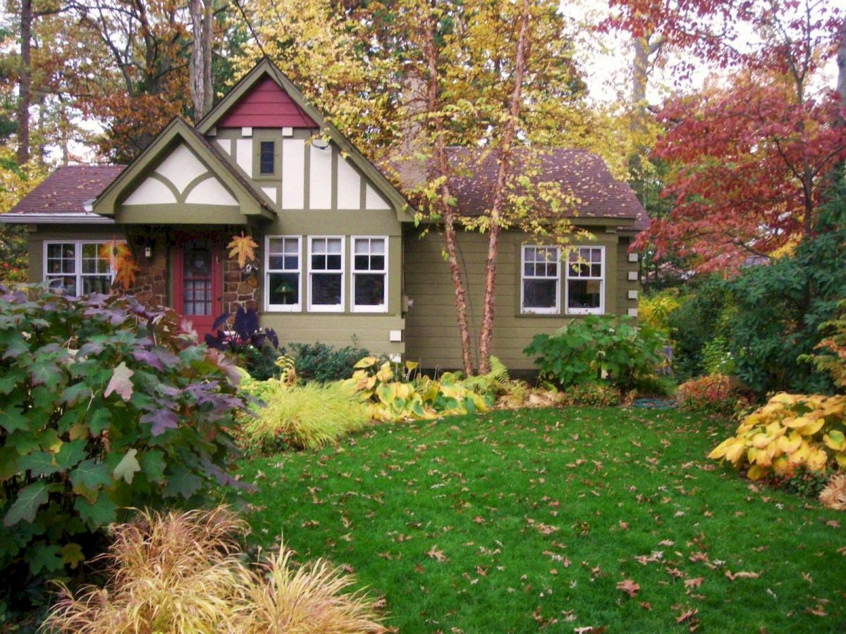 40 Inspiring Front Yard Landscaping Ideas (3)