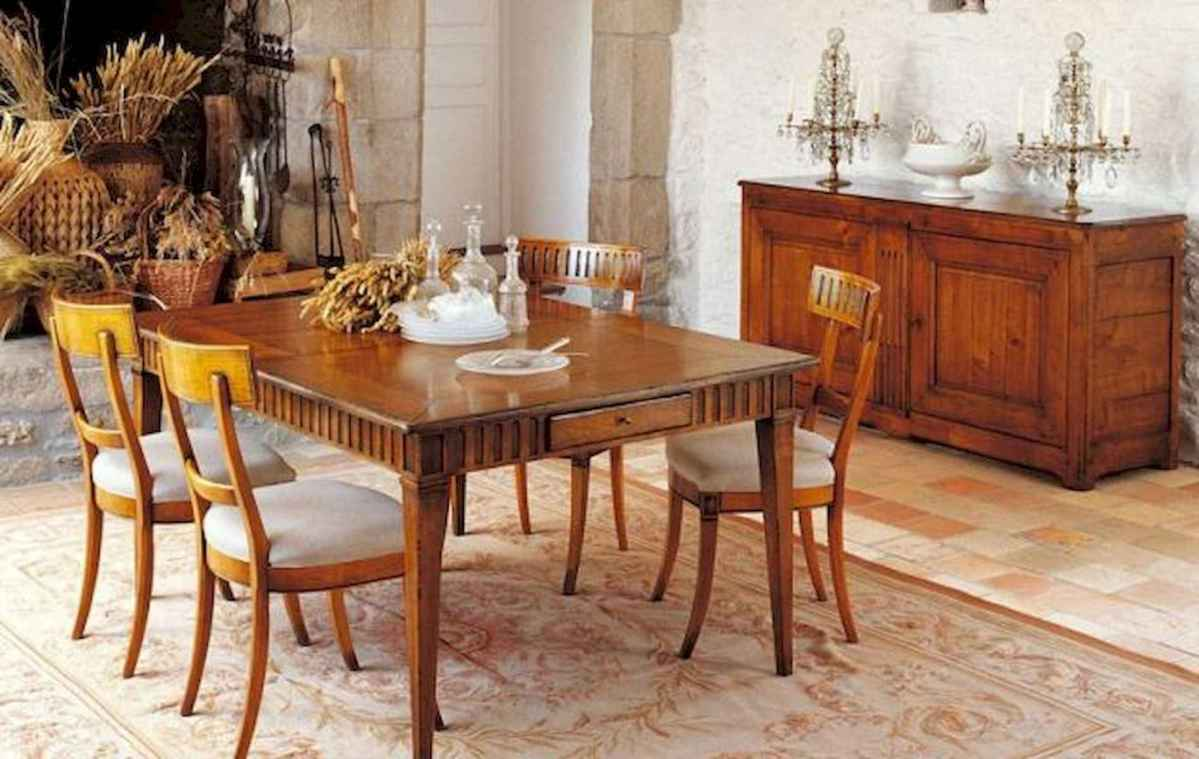50 Vintage Dining Table Design Ideas And Decor (12)