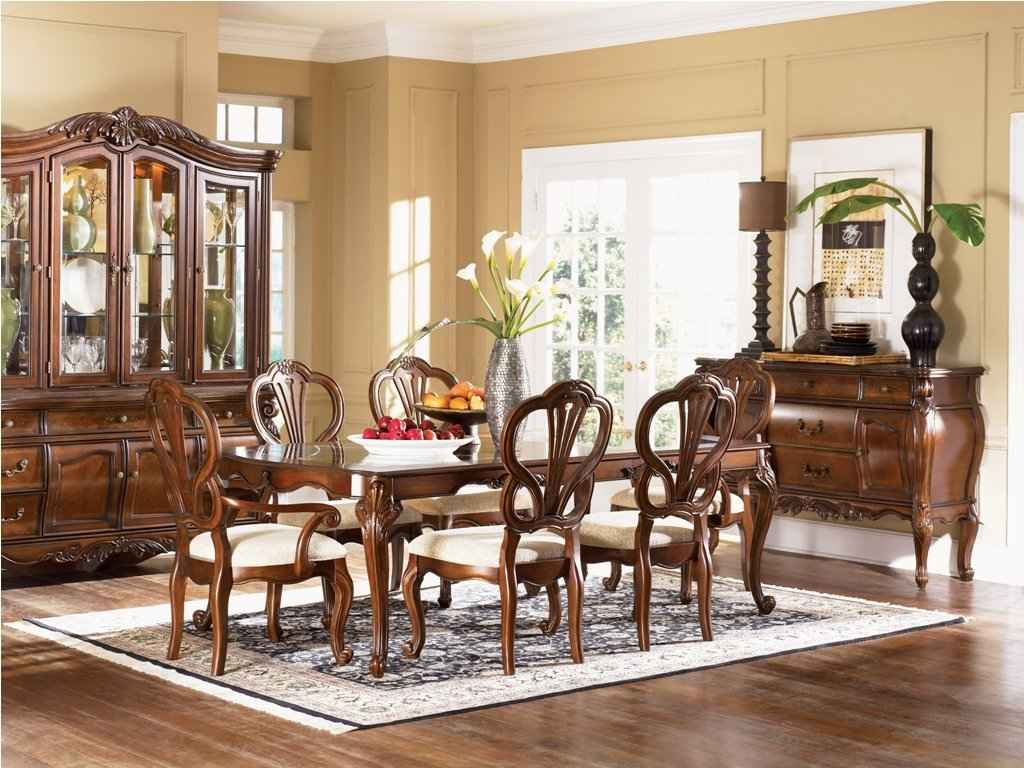 50 Vintage Dining Table Design Ideas And Decor (22)