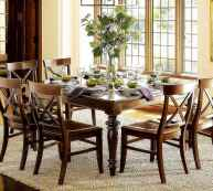 50 Vintage Dining Table Design Ideas And Decor (24)