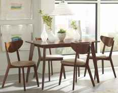 50 Vintage Dining Table Design Ideas And Decor (35)