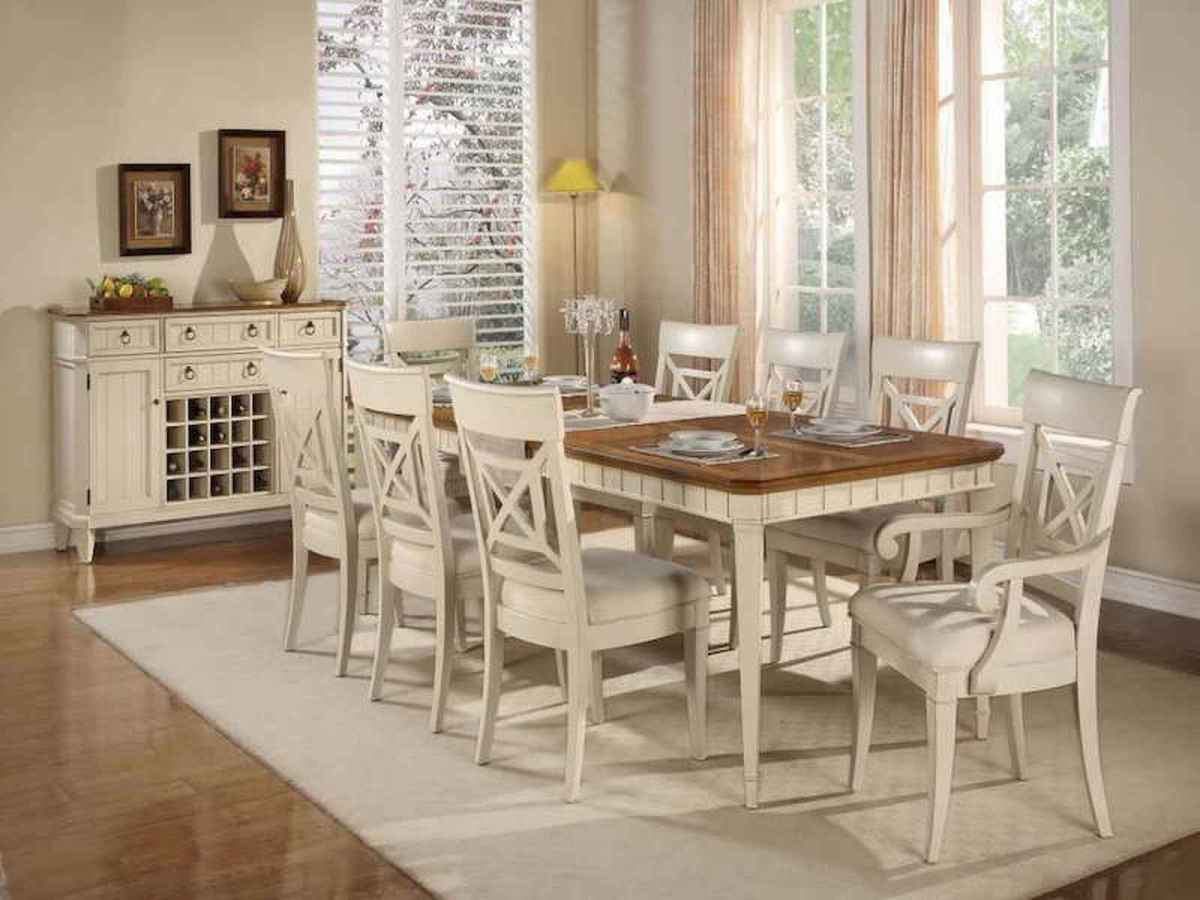 50 Vintage Dining Table Design Ideas And Decor (40)