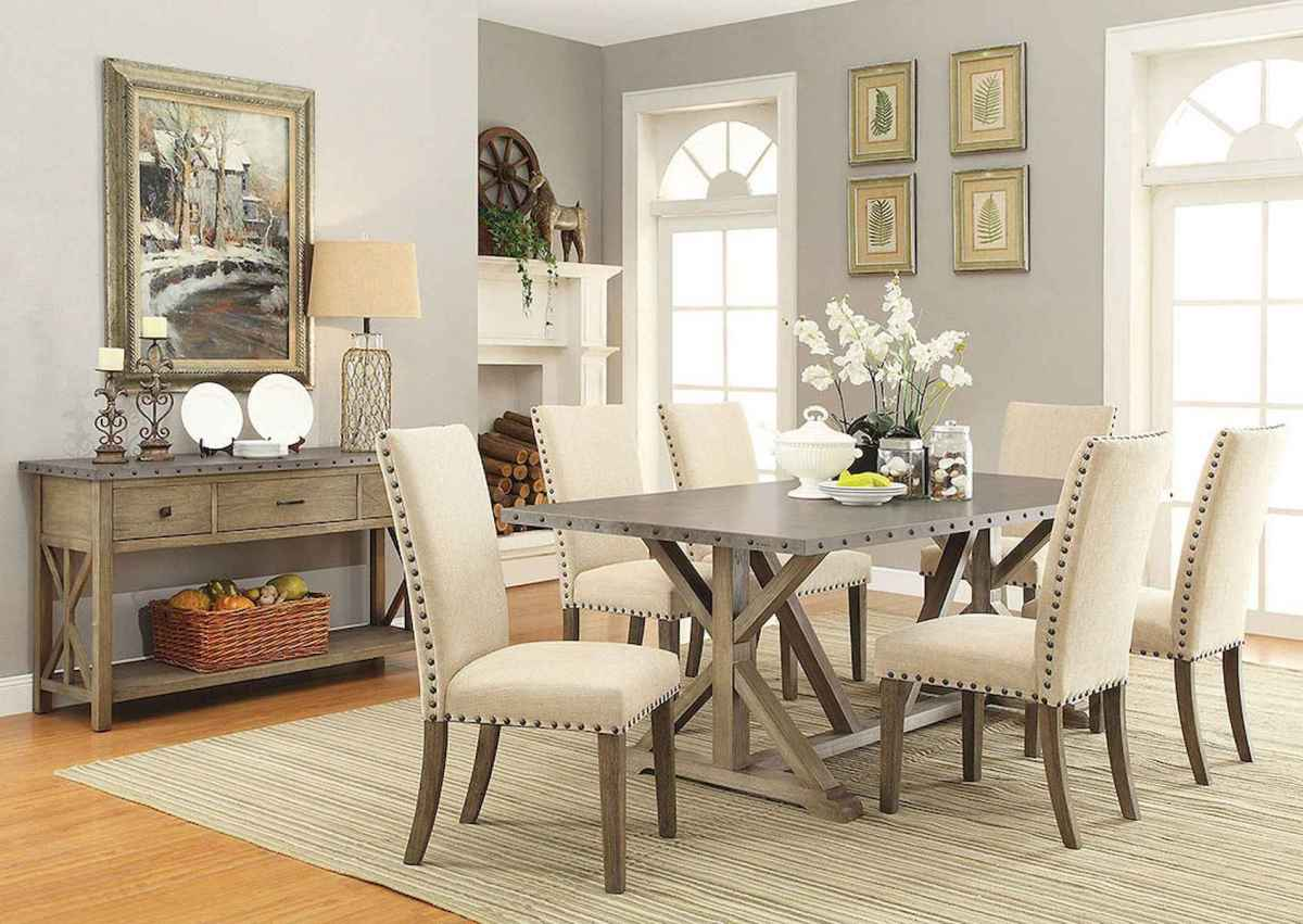 50 Vintage Dining Table Design Ideas And Decor (6)