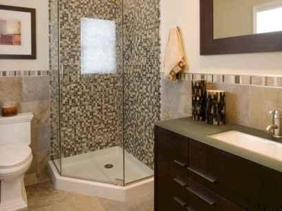54 Amazing Small Bathroom Remodel Ideas (23)