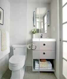 54 Amazing Small Bathroom Remodel Ideas (25)
