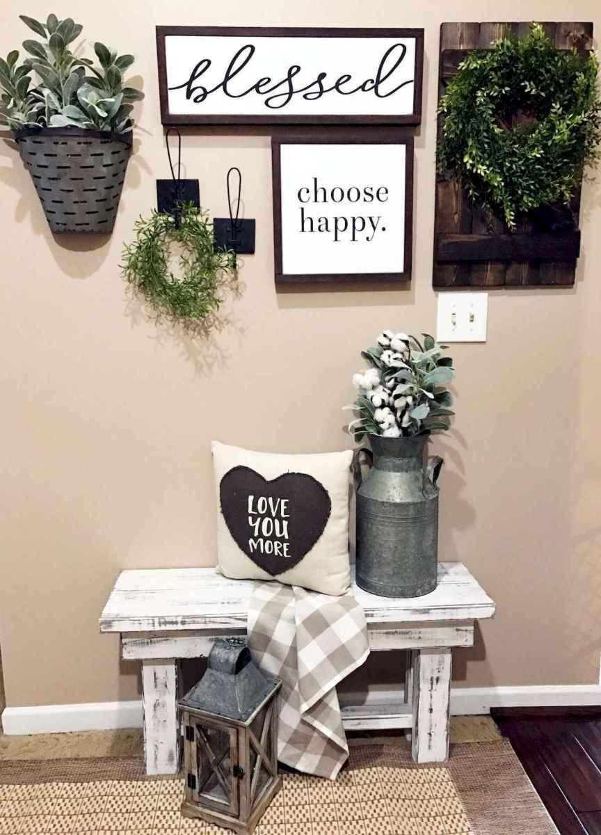 55 Beautiful Farmhouse Wall Decor Ideas (6)