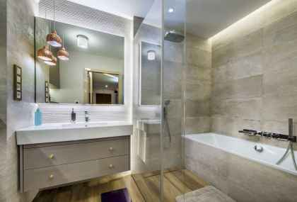 60 Master Bathroom Shower Remodel Ideas (42)