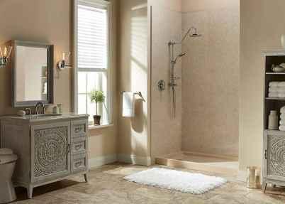 60 Master Bathroom Shower Remodel Ideas (51)