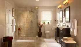 60 Master Bathroom Shower Remodel Ideas (59)