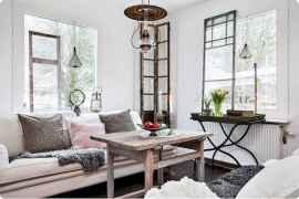 60 Modern Farmhouse Living Room Decor Ideas (19)