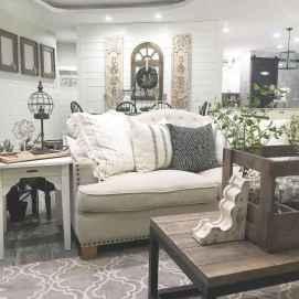 60 Modern Farmhouse Living Room Decor Ideas (27)