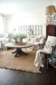 60 Modern Farmhouse Living Room Decor Ideas (36)