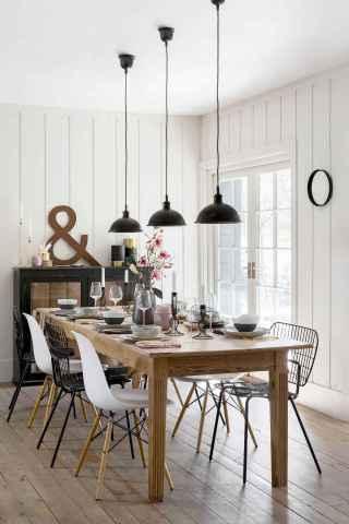 60 Stunning Farmhouse Home Decor Ideas On A Budget (52)