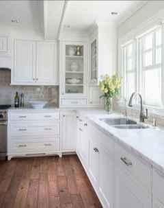 70 Luxury White Kitchen Design Ideas And Decor (1)
