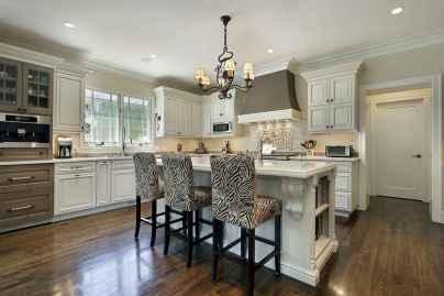 70 Luxury White Kitchen Design Ideas And Decor (11)
