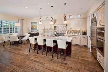 70 Luxury White Kitchen Design Ideas And Decor (22)
