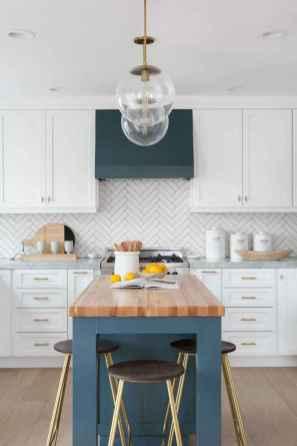 70 Luxury White Kitchen Design Ideas And Decor (9)