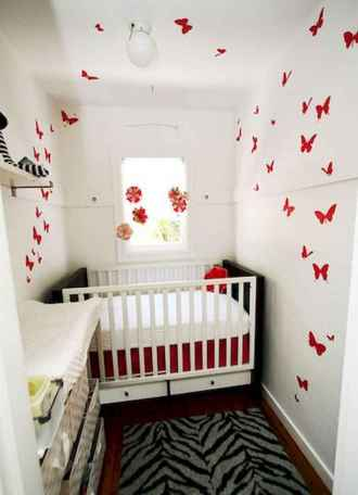 23 Awesome Small Nursery Design Ideas (19)