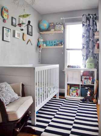 23 Awesome Small Nursery Design Ideas (5)