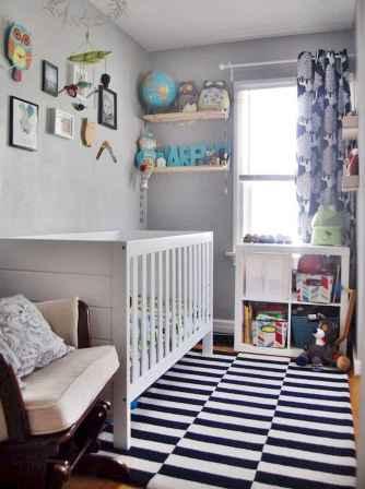 23 Awesome Small Nursery Design Ideas (5)
