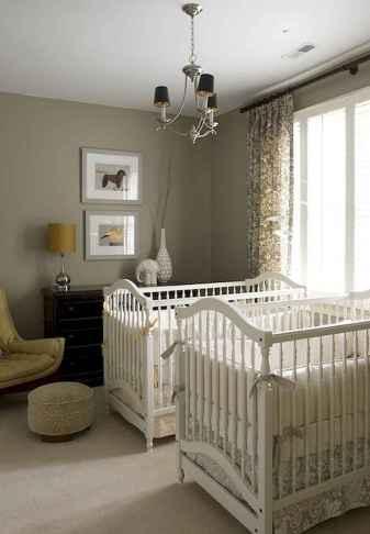 25 Adorable Nursery Room Ideas For Twins (10)
