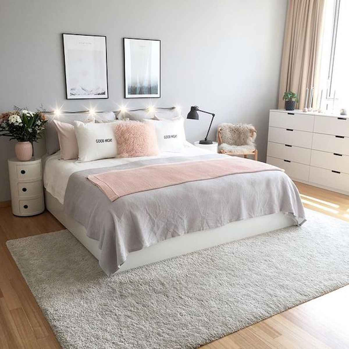 25 Best Bedroom Rug Ideas And Design (9)