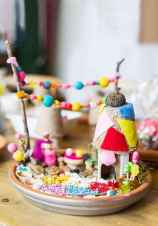 27 Beautiful And Easy Fairy Garden Ideas For Kids (12)