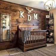 30 Adorable Rustic Nursery Room Ideas (18)