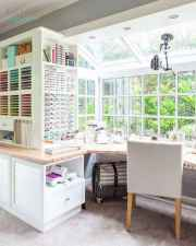 30 Awesome Craft Rooms Design Ideas (11)