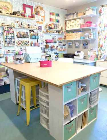 30 Awesome Craft Rooms Design Ideas (19)