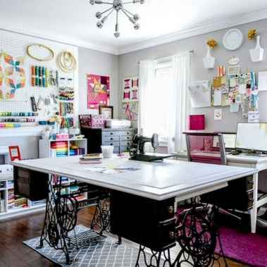 30 Awesome Craft Rooms Design Ideas (27)