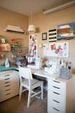 30 Awesome Craft Rooms Design Ideas (9)