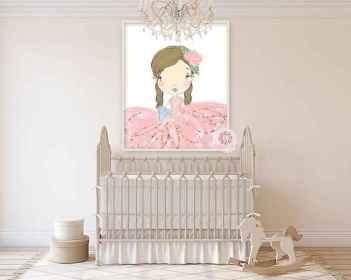 33 Adorable Nursery Room Ideas For Girl (35)