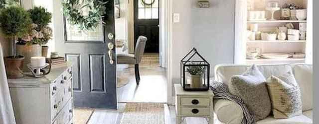 33 Farmhouse Living Room Flooring Ideas (10)