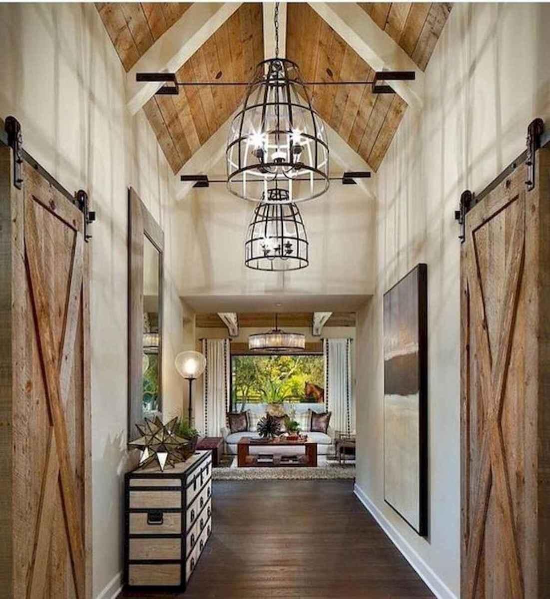 33 Farmhouse Living Room Flooring Ideas (20)