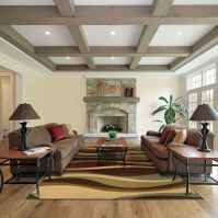 33 Farmhouse Living Room Flooring Ideas (32)