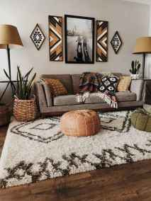 35 Awesome Rug Living Room Ideas (12)