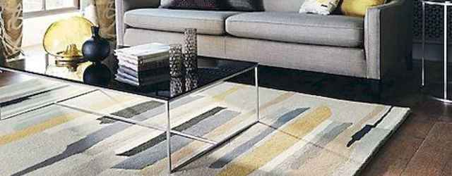 35 Awesome Rug Living Room Ideas (29)