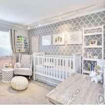 40 Adorable Neutral Nursery Room Ideas (7)