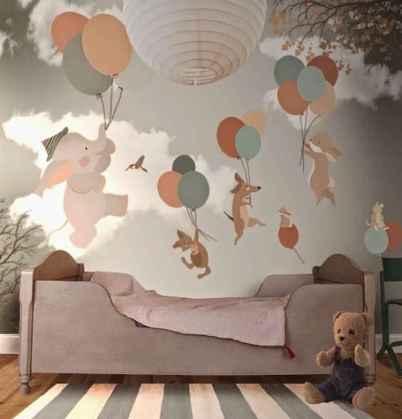 40 Adorable Nursery Room Ideas For Boy (14)
