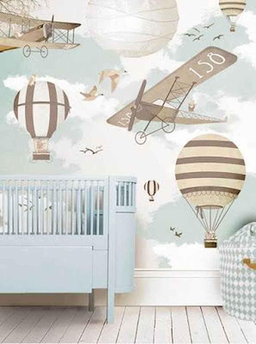 40 Adorable Nursery Room Ideas For Boy (36)