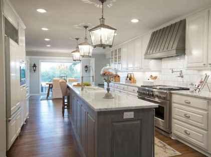 25 Best Fixer Upper Farmhouse kitchen Design Ideas (16)