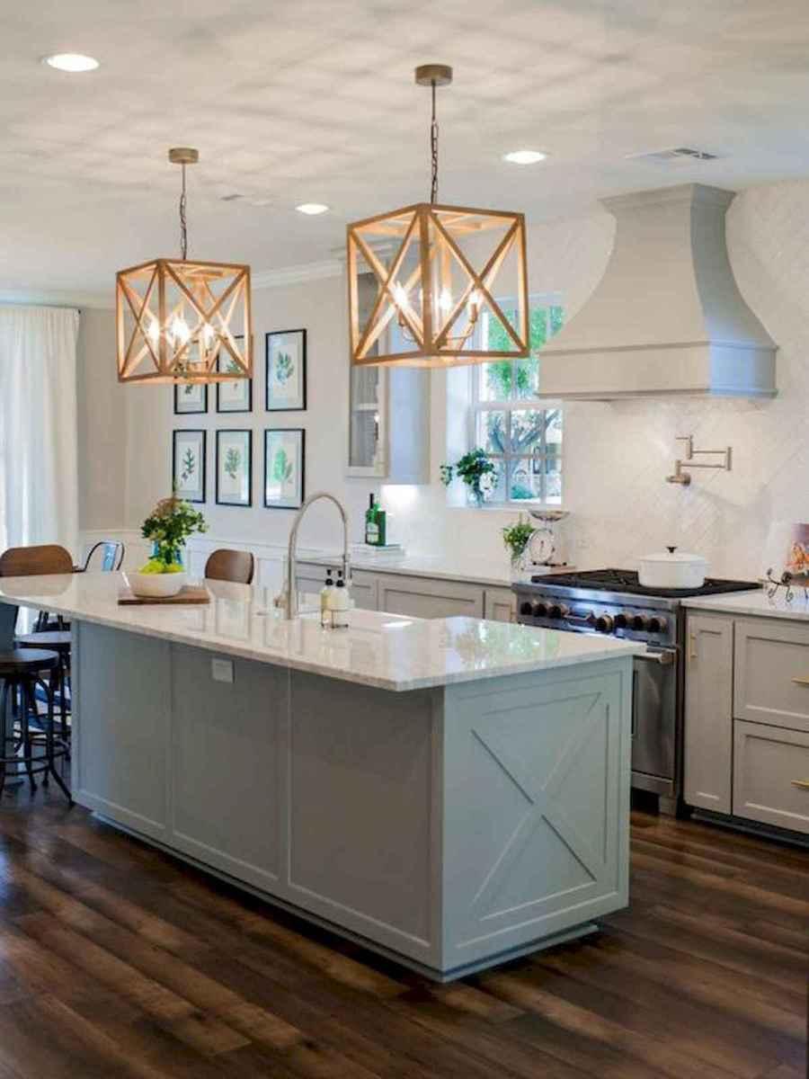 25 Best Fixer Upper Farmhouse kitchen Design Ideas (20)