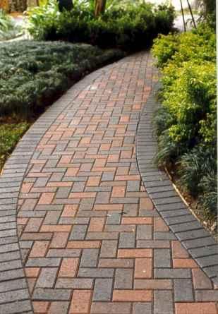 25 Best Garden Path Design Ideas (13)