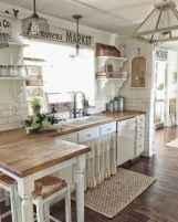 40 Best Farmhouse Kitchen Cabinets Design Ideas (34)