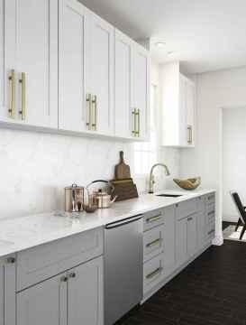 40 Best Farmhouse Kitchen Cabinets Design Ideas (37)