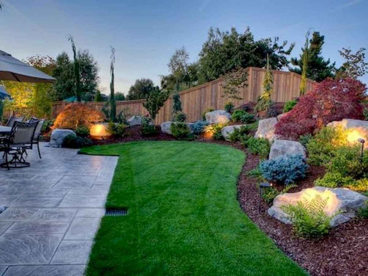 40 Cool Front Yard Garden Landscaping Design Ideas And Remodel (11)
