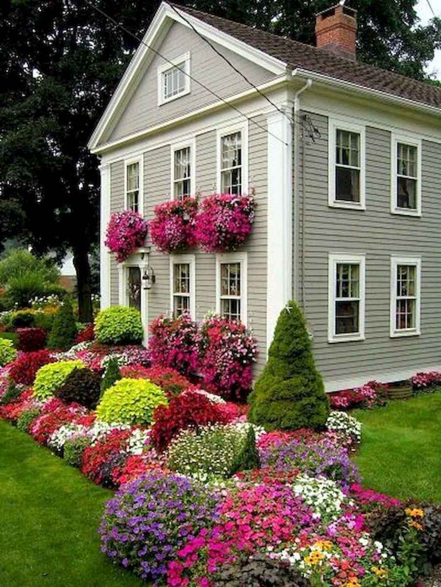40 Cool Front Yard Garden Landscaping Design Ideas And Remodel 13